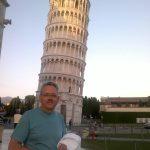 2014 - Samuel y la torre de Pisa